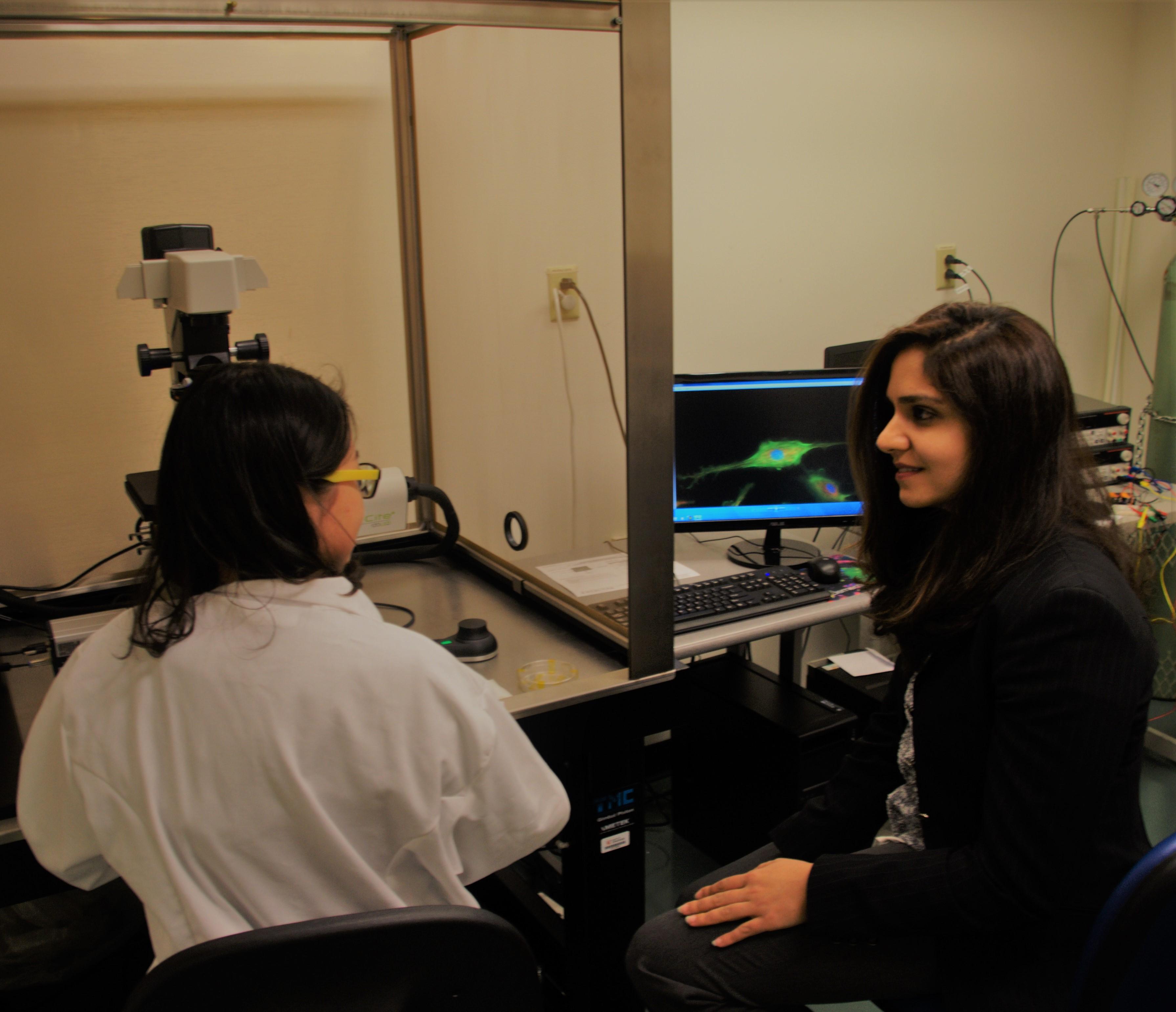 Microscopy Training
